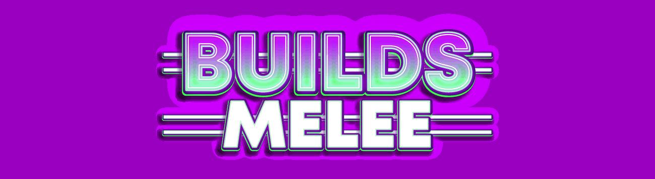 Título builds melee warframe
